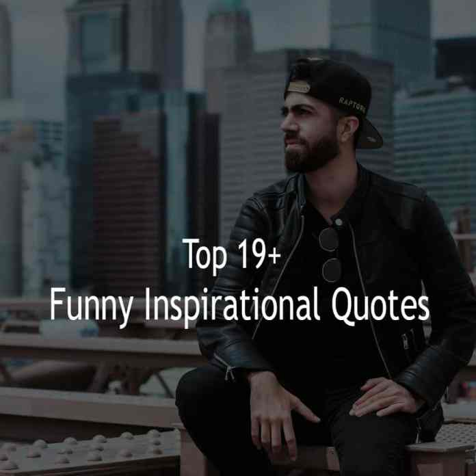 Funny Inspirational Quotes