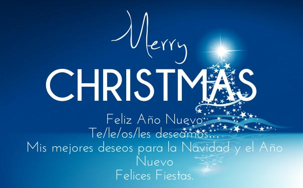 Merry Christmas And Happy New Year In Spanish 2019 Quotes