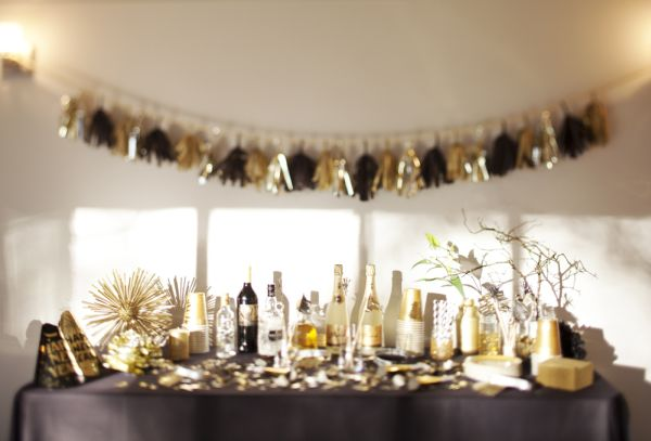 50 Inspirational New Year's Eve Party Decorations Ideas 2018
