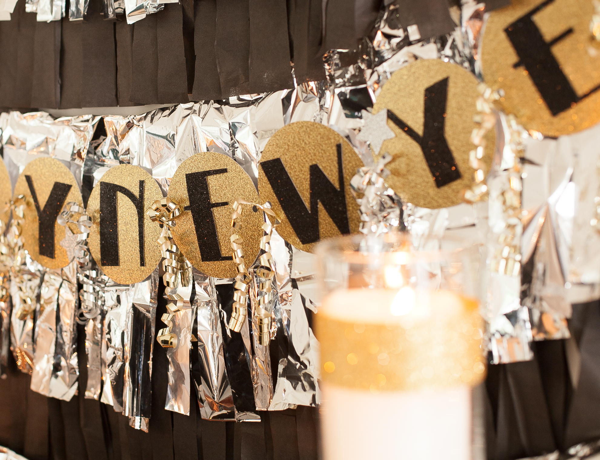 50 Inspirational New Years Eve Party Decorations Ideas