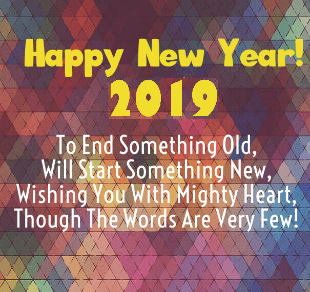50 Happy New Year 2020 Status Images For Instagram Happy New Year 2020 Quotes Wishes Sayings