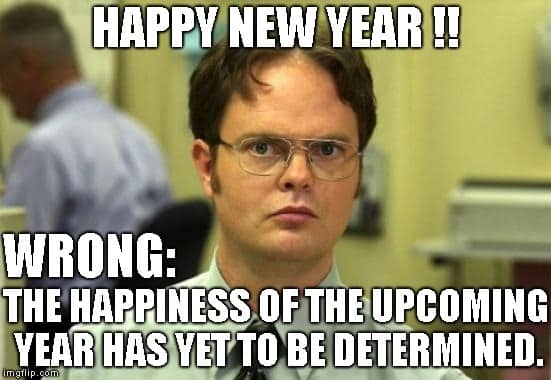 Most Funny Happy New Year Memes to Kickstart Your 2021