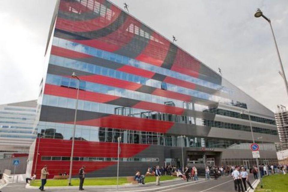 Inaugurata Casa Milan la nuova sede del club disegnata dallarchitetto Fabio Novembre