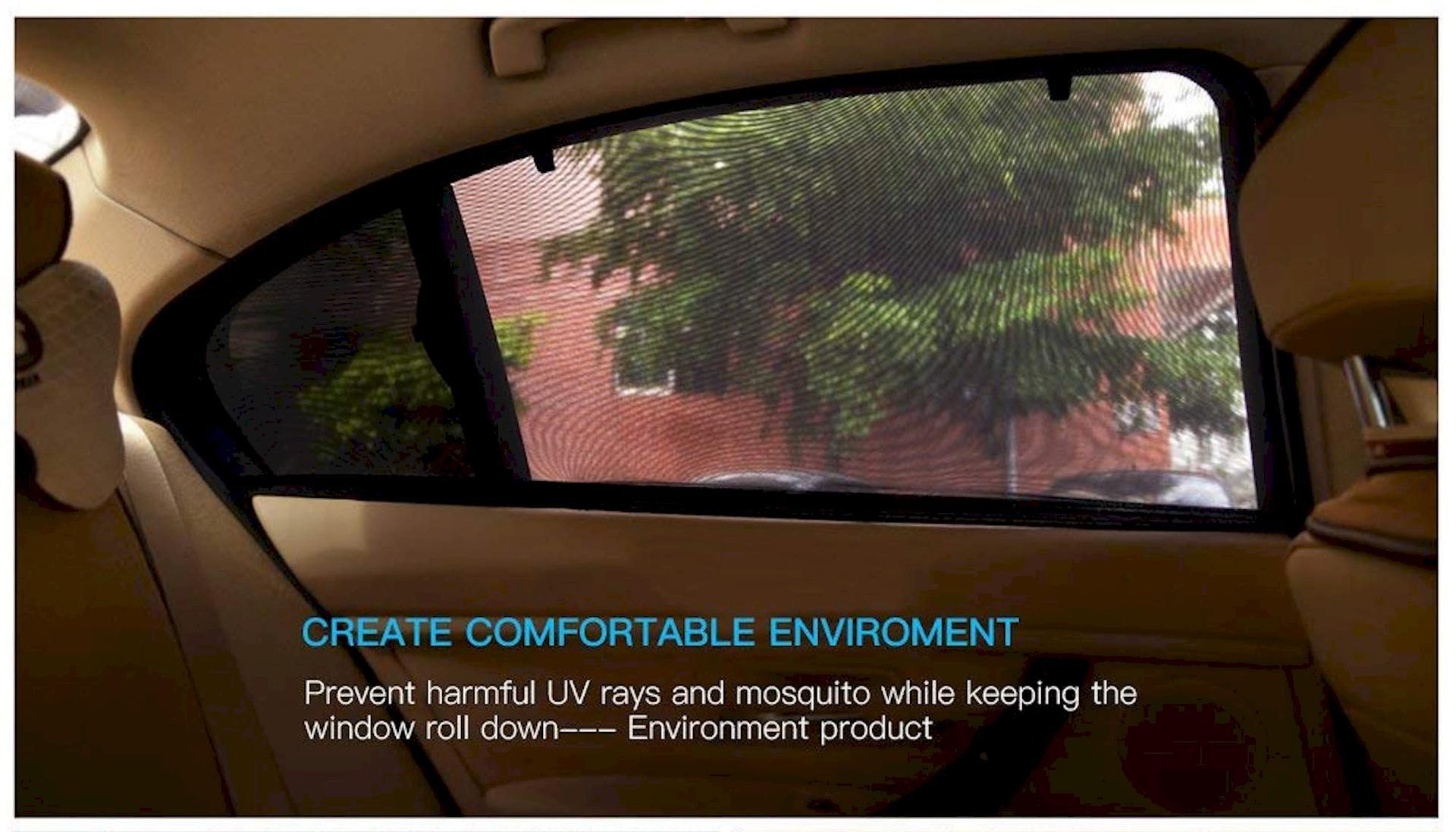 40x45cm quindi si consiglia di controllare prima la misura se è compatibile con i vetri laterlai su cui apporle. Tendine Parasole Per Auto 2021 Le Migliori Offerte
