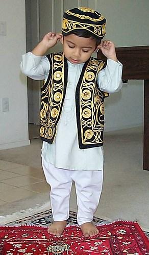 islamda namaz
