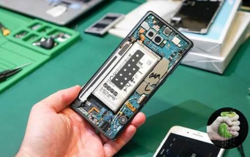 Thay pin Samsung Galaxy Note 8 giá tốt tại Nha Trang 1
