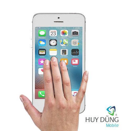 Sửa iphone 5, 5s,5c bị liệt,đơ,loạn cảm ứng tại Nha Trang 1