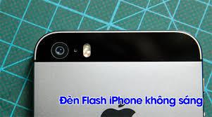 Sửa iphone 5,5s,5c bị mất đèn flash tại Nha Trang 1