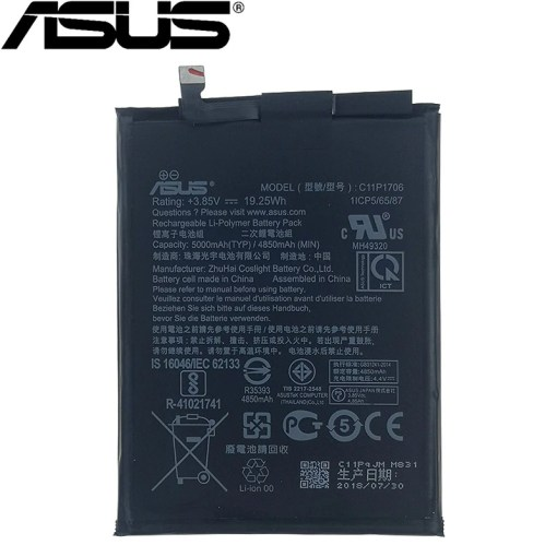 Thay pin Asus Zenfone Max Pro M1 giá tốt tại Nha Trang 1