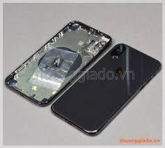 Thay sườn iphone x tại Nha Trang 1