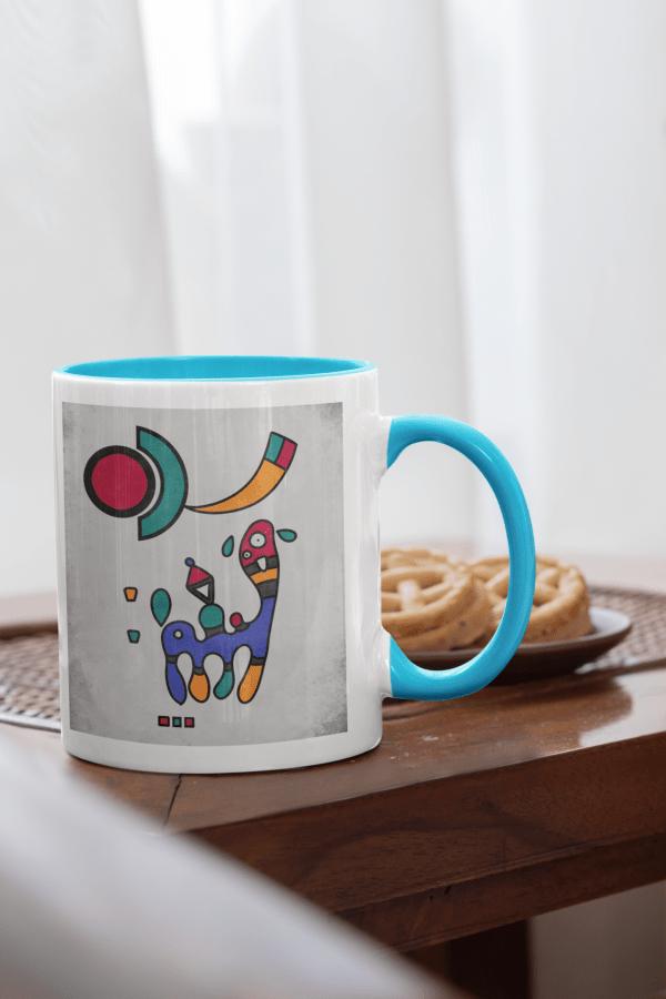 deze mok is een bijzonder cadeau voor koffiefans, theefans