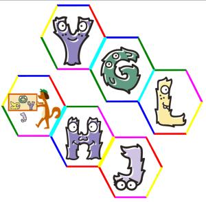 "QTwins ""Monster friends"" game"