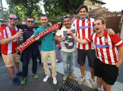 aficionados atleticos milan