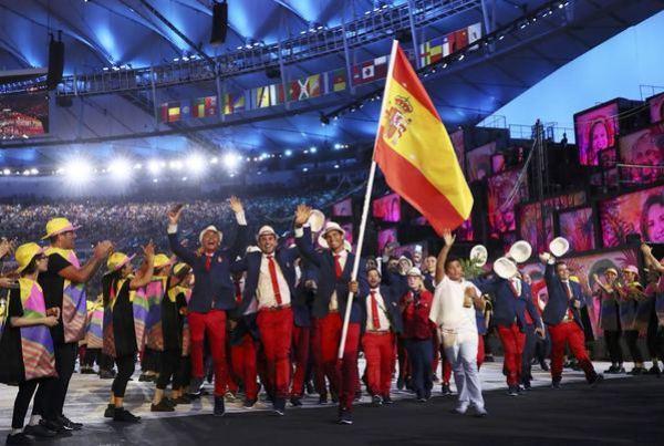 delegacion española en rio