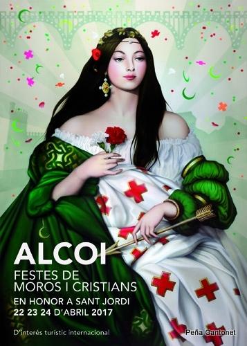 Historia de las Fiestas de Moros y Cristianos de Alcoy