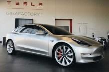 Tesla-Model-3-at-Gigafactory