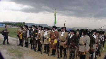 recreacion maulets o milicia valenciana 1707