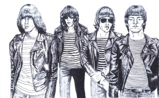ramones_by_aiwe