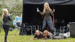 Serie Vikingos detrás de las cámaras 4