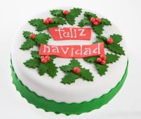 torta navidad