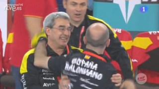 espana suecia Final Campeones I