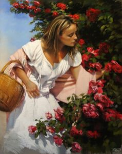 german-woman-art-painting-art