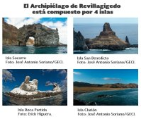 revillagigedo islas