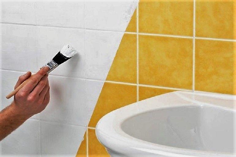 Consejos para pintar azulejos qvo - Pintura para baldosas ...