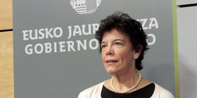 La exconsejera vasca Isabel Celaá, nueva ministra de Educación