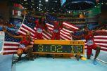 record mundial 4X100