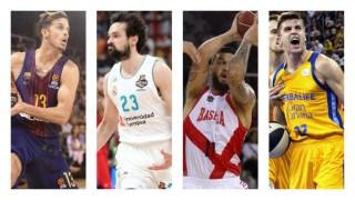 equipos espanoles en la euroliga