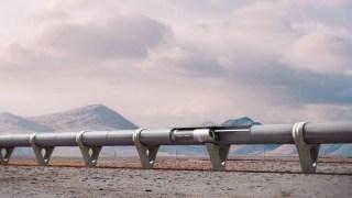 tubo trenhyperloop