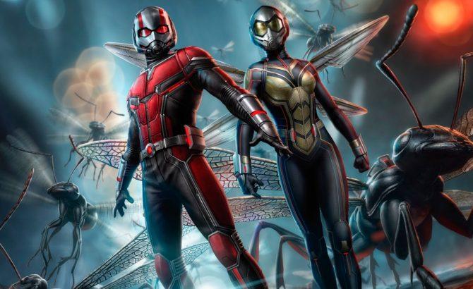 Los efectos especiales de Ant-Man y la Avispa
