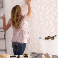 Consejos para empapelar paredes