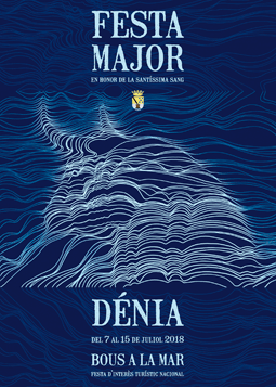 cartel bous a la mar denia
