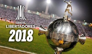 trofeo libertadores 2018
