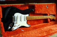 Clapton Blackie Style 1950s Fender Stratocaster