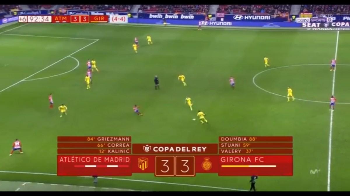 Resultados Copa del Rey de Fútbol 2019