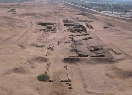 egipto ( ruinas de tanis