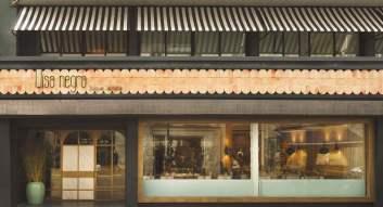 restaurante llisa negra