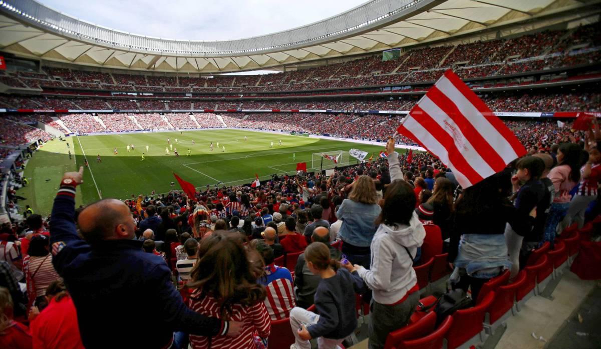 Récord Mundial de Asistencia al Fútbol Femenino en España