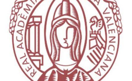 sello academia valenciana