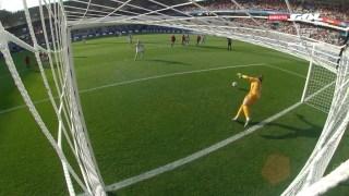 espana 1 usa 1 II parte penalty