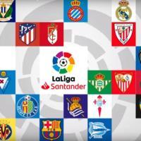 Resultados de La Liga de Fútbol 2019-2020