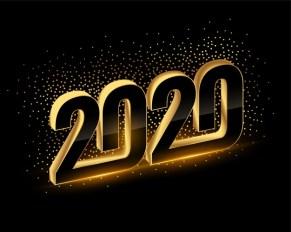 anno nuevo 2020