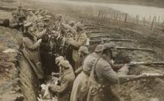frente 1918