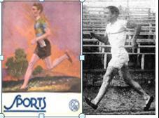 Melendez pionero marcha atletica