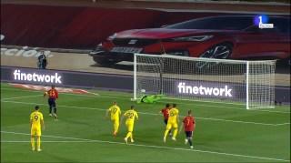 espana 1 ucrania 0 penalty