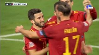 espana 4 alemania 0