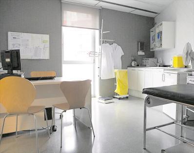 sin atencion presencial clinicas